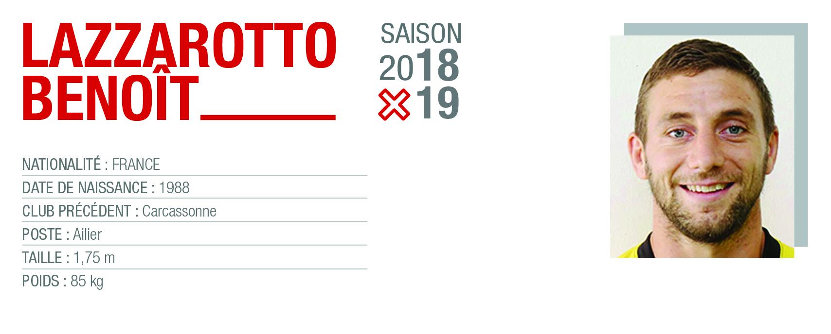 SAISON 2018 - 2019 - Page 2 5b239454e694aa501671996b